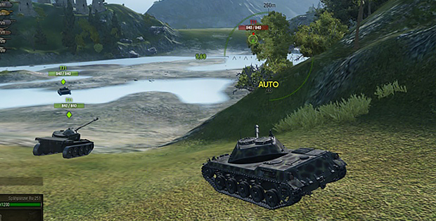 world of tanks autoaim