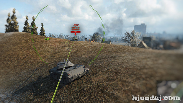 wot the laser pointer mod