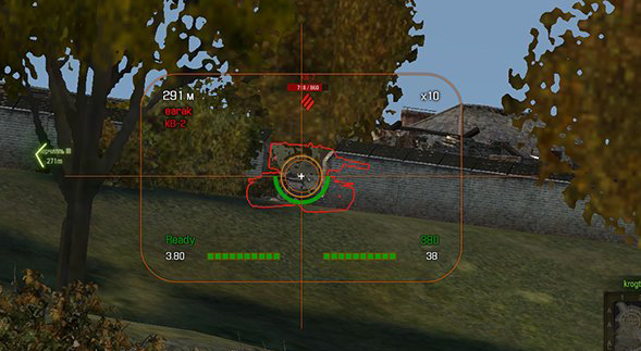 Eagle Gun Sight Andre_V