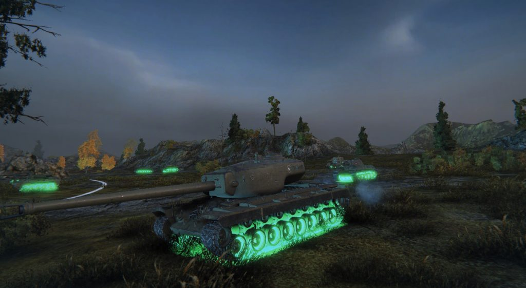 Night Warfare Polyacov_Yury