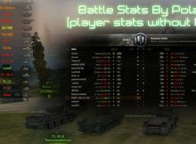 Battle Stats By PolarFox