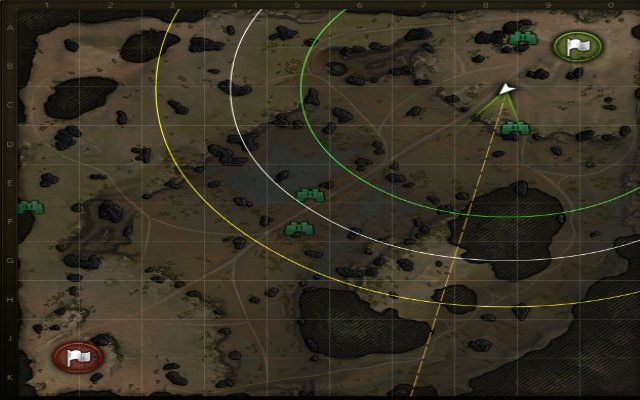Hawg's Passive Scout Tactical Minimap
