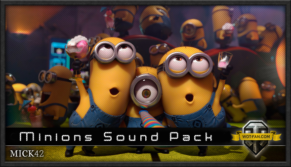 Minions Sound Pack