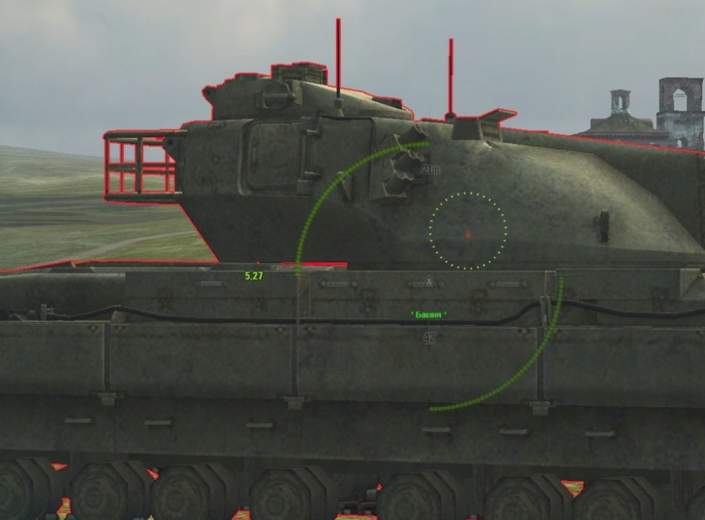 world of tanks mod auto aim capturing a specific point on a tank