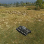 White Dead Tanks