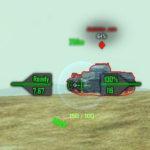 Arcade Snipe Pulse sight