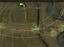 Hawg's Passive Scout Tactical Minimap